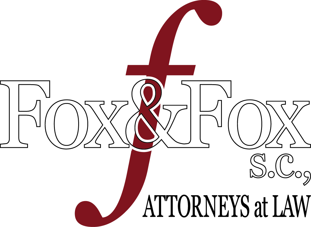 Logo for Fox & Fox, S.C.